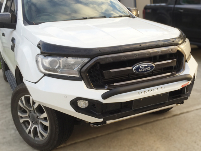 Rhino 4x4 Evolution 3D Winch Bar Suitable For Ford Ranger 2016 on