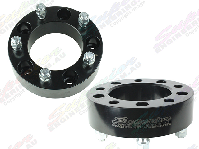 1.5 inch wheel track widening kit to suit Toyota Landcruiser 76, 78 and 79 Series