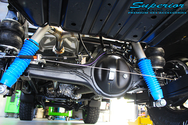 Superior Remote Reservoir 2 Inch Lift Kit Suitable For Toyota