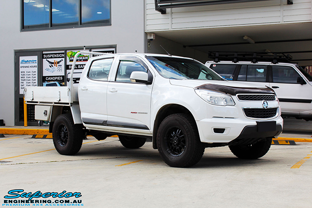 Superior Nitro Gas 2 Inch Lift Kit Holden Colorado/Isuzu Dmax 2012 On