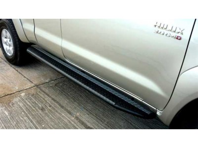 MCC 4x4 Heavy Duty Side Steps Suitable For Toyota Landcruiser 200 Series