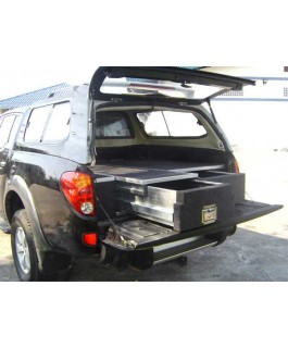 MCC 4x4 Drawer System Sliding Top Suitable For Toyota Landcruiser 200 Series