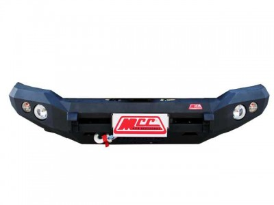 MCC 4x4 Rocker Bar (without Hoops) Suitable For Isuzu Dmax 08-11