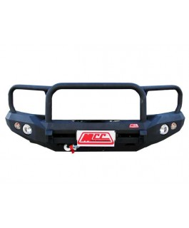 MCC 4x4 Rocker Bar (with Hoops)Suitable For Toyota Landcruiser 200 Series 07-15