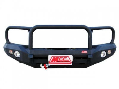 MCC 4x4 Rocker Bar (with Hoops) Toyota Landcruiser 100 Series IFS