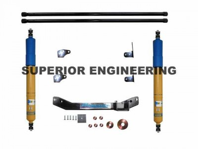 Bilstein 2 Inch Lift Kit Toyota Landcruiser 100 Series IFS V8 (Front Only)