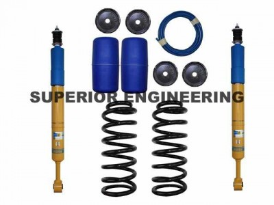 Bilstein 2 Inch Lift Kit Toyota Landcruiser 100 Series IFS V8/6 Cyl (Rear Only)