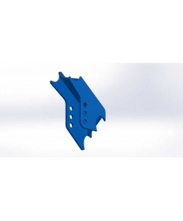 IBEX Front Chassis Upper Control Arm Bracket