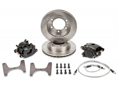 Disc Brake Conversion Kit Rear