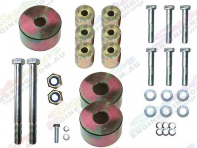 Superior Diff Drop Kit Toyota Landcruiser 200 Series