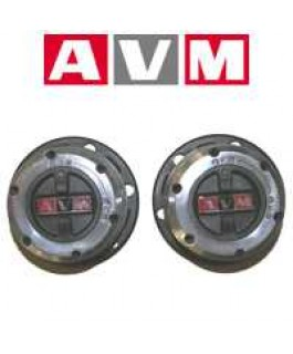 AVM Free Wheeling Hubs Suitable For Nissan Patrol GQ/GU (Pair)