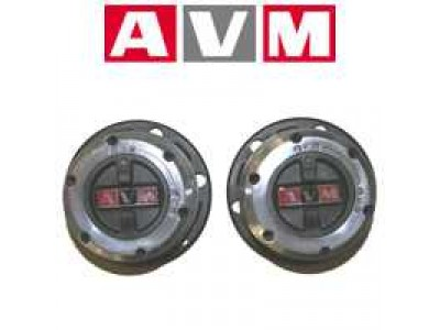 AVM Free Wheeling Hubs Suitable For Toyota Landcruiser 75 Series