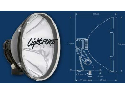 Lightforce 240 Blitz Driving Lights 12 Volt