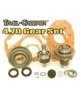 Transfer Case Gears 4.7 Ratio 23 Spline