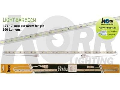 LED Light Bar 50cm White