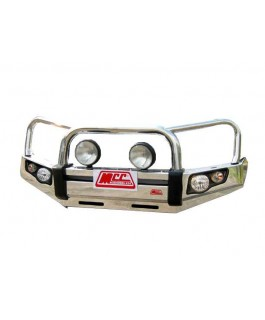 MCC 4x4 Falcon Bull Bar (Style 1) Alloy Suitable For Holden Rodeo 88-03