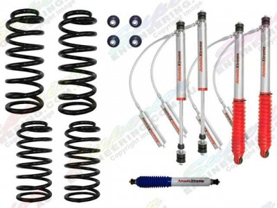 AmadaXtreme Explorer 11 2 Inch Lift Kit Toyota Landcruiser 80/105 Series