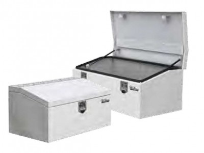 Ironman 4x4 Aluminium Low Profile Tool Box (1250 x 600 x 500mm)