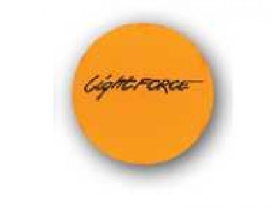 Lightforce 140 Lance Filter Amber Spot Beam