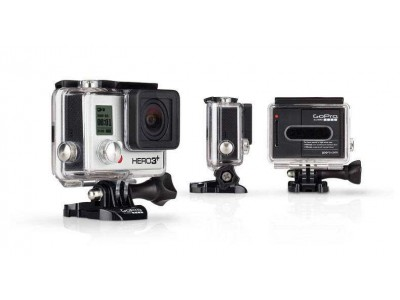 GoPro HD HERO3+ Black Edition(Clearance Item)