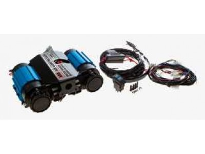 ARB Twin Air Compressor Vehicle Mounted (Maximum Performance)