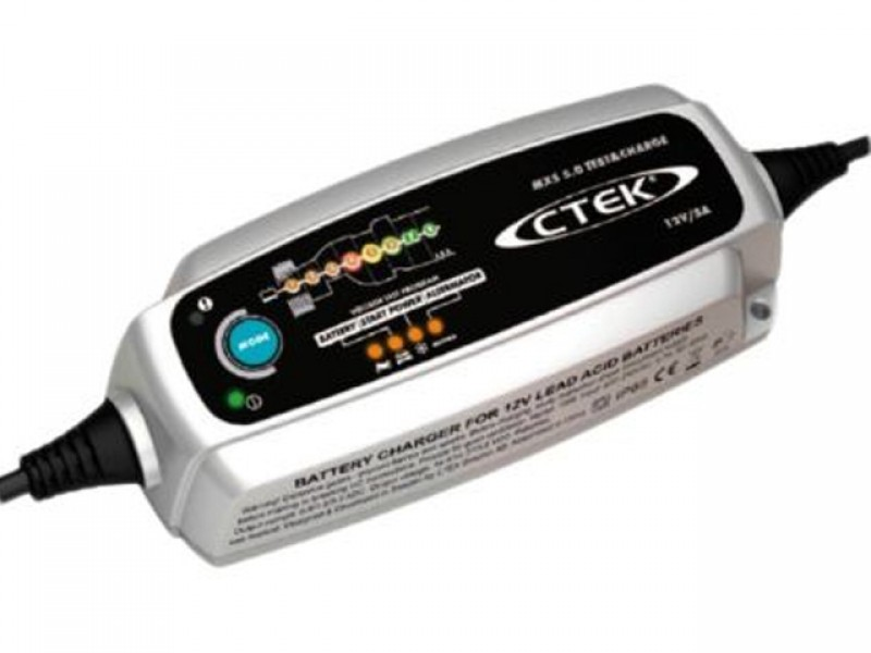 CTEK MXS 5.0 Test and Charge Battery Charger