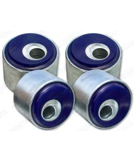 Superior Castor Bushes 3 Degree Polyurethane Coil