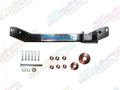 Superior Crossmember Toyota Landcruiser 100 Series IFS Front Diff Drop (25mm)