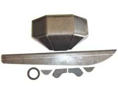 Superior High Clearance Diff Brace Kit Nissan Patrol GQ/GU (with Diff Guard)
