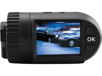 Axis Single Camera with GPS Tracking and G-Sensor
