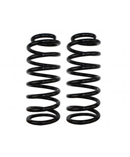 Superior Coil Springs 2 Inch Lift Suitable For Nissan Navara NP300 Rear Comfort option up to 80Kg (Variable Rate)