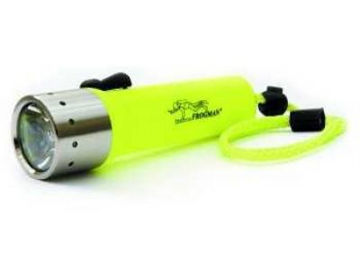 LED Lenser D14 Frogman Neon