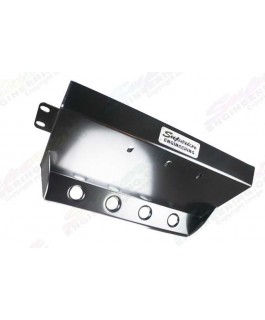 Superior Steering Radiator Guard Suitable For Nissan Patrol GU (Large Radiator) Front