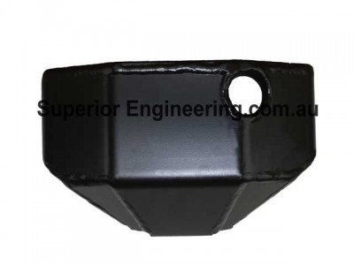 Superior Diff Guard Nissan Patrol GQ/GU Rear H233 (Weld On)