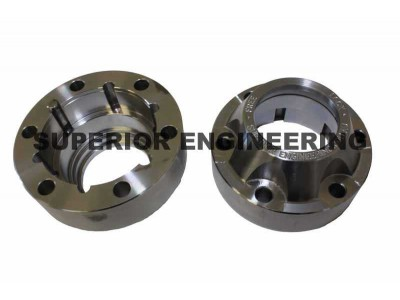Superior Free Wheeling Hubs Suitable For Nissan Patrol GQ/GU 4140 Billet