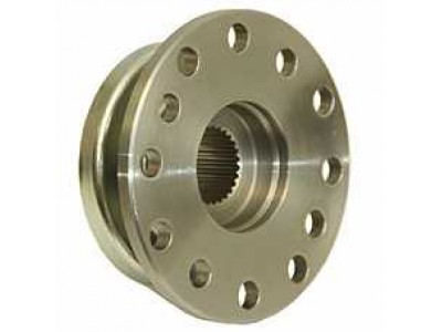 Diff Flange Triple Drilled
