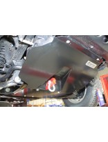 Engine Gearbox Guard & Rated Recovery Point Ranger PX/BT50 Series 2