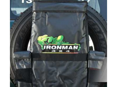 Ironman 4x4 Multi-Purpose Rear Wheel Bag