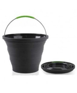 Ironman 4x4 Collapsible Bucket 10L Round