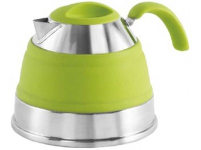 Ironman 4x4 Collapsible Silicone Kettle
