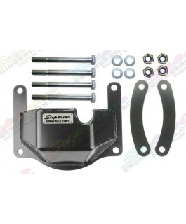 Superior Stealth Diff Guard Suitable For Toyota Landcruiser 80/105/76/78/79 Series Front Bolt On