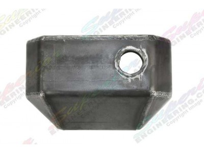 Superior Diff Guard Land Rover Discovery/Range Rover Rear (Weld On)