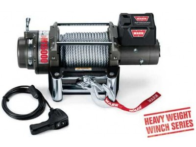 Warn Winch M15000(Steel Cable)