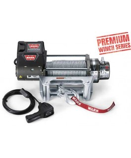 Warn Winch M8000(Steel Cable)