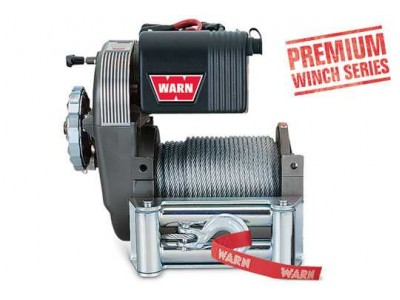 Warn WInch High Mount M8274(Steel Cable)