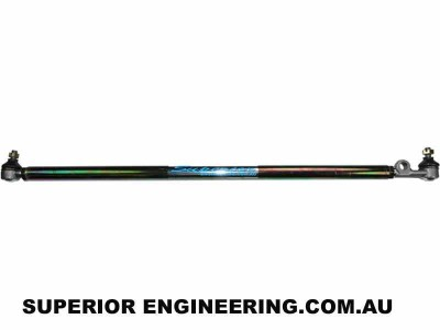 Superior Comp Spec Solid Bar Tie Rod Suitable For Toyota Landcruiser 40/45/47 Series Adjustable