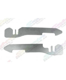 Superior Chassis Repair Plate Suitable For Nissan Navara D40 (Spanish Model)
