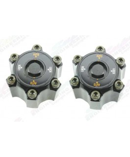 Nissan Genuine Style Free Wheeling Hubs Suitable For Nissan Patrol GQ/GU Auto