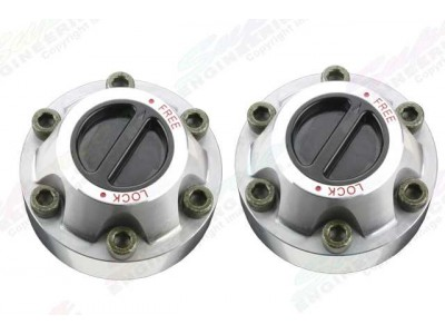 Nissan Genuine Style Free Wheeling Hubs Suitable For Nissan Patrol GQ/GU Manual Pair