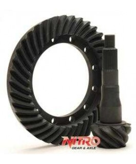 Diff gears Nitro Gear 4.63 Ratio Ring and Pinion Front Suitable For GQ/GU